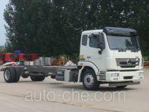 Sinotruk Hohan van truck chassis ZZ5185XXYN6813E1