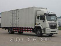 Sinotruk Hohan box van truck ZZ5185XXYN7113E1