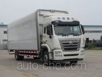 Sinotruk Hohan wing van truck ZZ5185XYKN7113E1