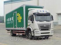 Sinotruk Hohan postal vehicle ZZ5185XYZH7113E1