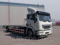 Detachable body truck