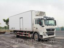 Sinotruk Howo refrigerated truck ZZ5187XLCK501GE1