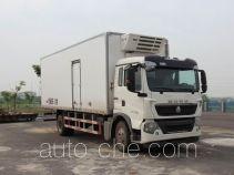 Sinotruk Howo refrigerated truck ZZ5187XLCK561GE1