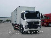 Sinotruk Howo box van truck ZZ5187XXYK501GE1