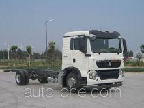 Sinotruk Howo van truck chassis ZZ5187XXYN601GE1