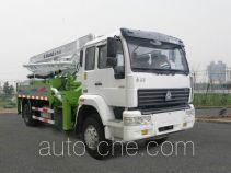 Sida Steyr concrete pump truck ZZ5191THBM5011A