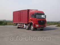 Sinotruk Hohan box van truck ZZ5205XXYM56C3E1