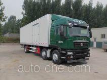 Sinotruk Sitrak box van truck ZZ5206XXYN56CGE1