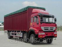 Sida Steyr soft top box van truck ZZ5251CPYM56C1C1A