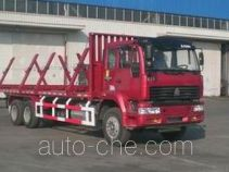 Sida Steyr timber truck ZZ5251TYM5641C1