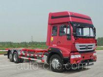 Sida Steyr detachable body truck ZZ5251ZKXM60HGD1