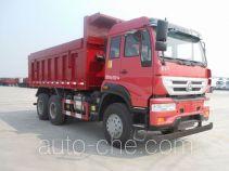 Sida Steyr dump garbage truck ZZ5251ZLJN3841E1