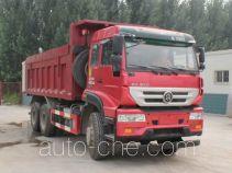 Sida Steyr dump garbage truck ZZ5251ZLJN384GE1