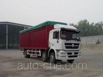 Sida Steyr soft top box van truck ZZ5253CPYM56C1C1A