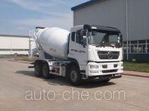 Sida Steyr concrete mixer truck ZZ5253GJBN324GE1