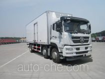 Sida Steyr refrigerated truck ZZ5253XLCM56CGE1