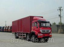 Huanghe box van truck ZZ5254XXYK56C6D1