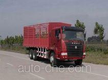 Sinotruk Hania stake truck ZZ5255CLXM5245C