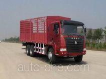 Sinotruk Hania stake truck ZZ5255CLXM5845C