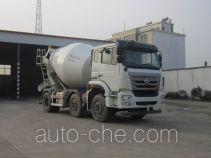 Sinotruk Hohan concrete mixer truck ZZ5255GJBN27C3E1