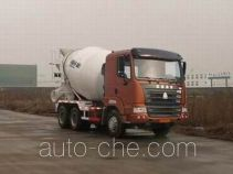 Sinotruk Hania concrete mixer truck ZZ5255GJBN3645C