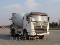 Sinotruk Hania concrete mixer truck ZZ5255GJBN3845C2L