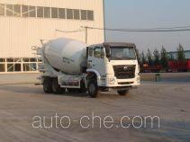 Sinotruk Hohan concrete mixer truck ZZ5255GJBN4346E1L