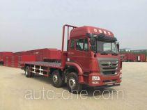Sinotruk Hohan flatbed truck ZZ5255TPBH56C3D1