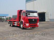 Sinotruk Hohan flatbed truck ZZ5255TPBM4346D1