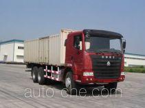 Sinotruk Hania box van truck ZZ5255XXYM4645C
