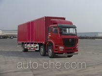 Sinotruk Hohan box van truck ZZ5255XXYM56C3E1L