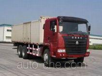 Sinotruk Hania box van truck ZZ5255XXYN4645C
