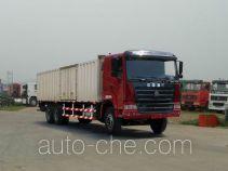 Sinotruk Hania box van truck ZZ5255XXYN5245C