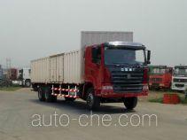 Sinotruk Hania box van truck ZZ5255XXYN5845C1