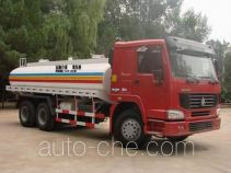 Sinotruk Howo water tank truck ZZ5257GGSM4347C1