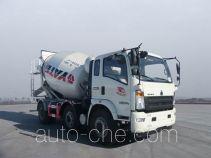 Sinotruk Howo concrete mixer truck ZZ5257GJBH27CCD1