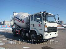 Sinotruk Howo concrete mixer truck ZZ5257GJBH27CCE1