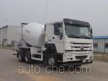 Sinotruk Howo concrete mixer truck ZZ5257GJBN3247E1