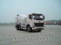 Sinotruk Howo concrete mixer truck ZZ5257GJBN4047P1