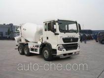 Sinotruk Howo concrete mixer truck ZZ5257GJBN404GD1