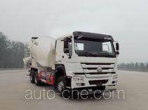 Sinotruk Howo concrete mixer truck ZZ5257GJBN4347E1L