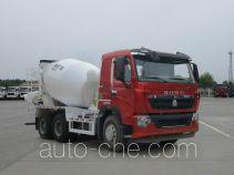Sinotruk Howo concrete mixer truck ZZ5257GJBV434HD1