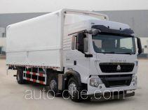 Sinotruk Howo wing van truck ZZ5257XYKN56CGD1