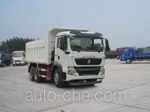 Sinotruk Howo dump garbage truck ZZ5257ZLJN384GD1