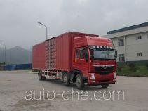 Homan box van truck ZZ5258XXYKC0EB0