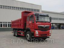 Homan dump garbage truck ZZ5258ZLJM40EB0