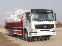 Sinotruk Howo well flushing truck ZZ5281TJC