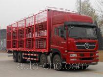 Sida Steyr livestock transport truck ZZ5313CCQN466GE1