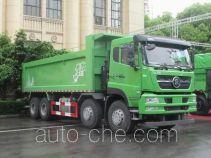Sida Steyr fracturing sand dump truck ZZ5313TSGN3861E1N