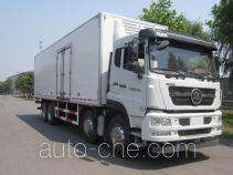 Sida Steyr refrigerated truck ZZ5313XLCN466GE1